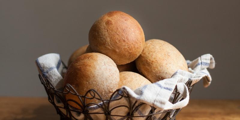 Whole Wheat Buns