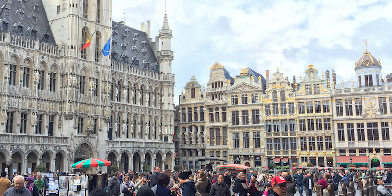 Travelling Brussels with Food Allergies