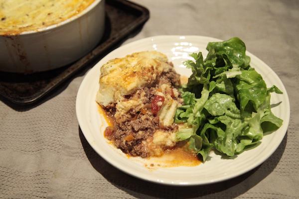 Whole30 Meal Plan Day 20: Shepherd's pie