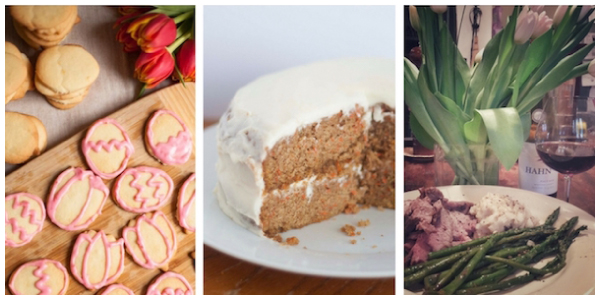 Easter Meal Round-up