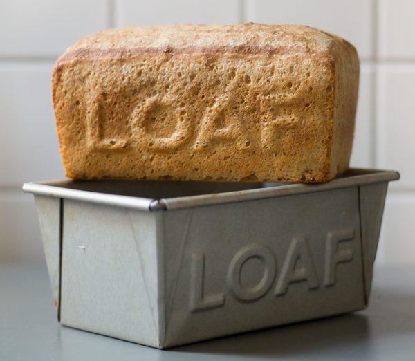 Fluffy Sourdough Bread& Sourdough Starter Feeding Schedule
