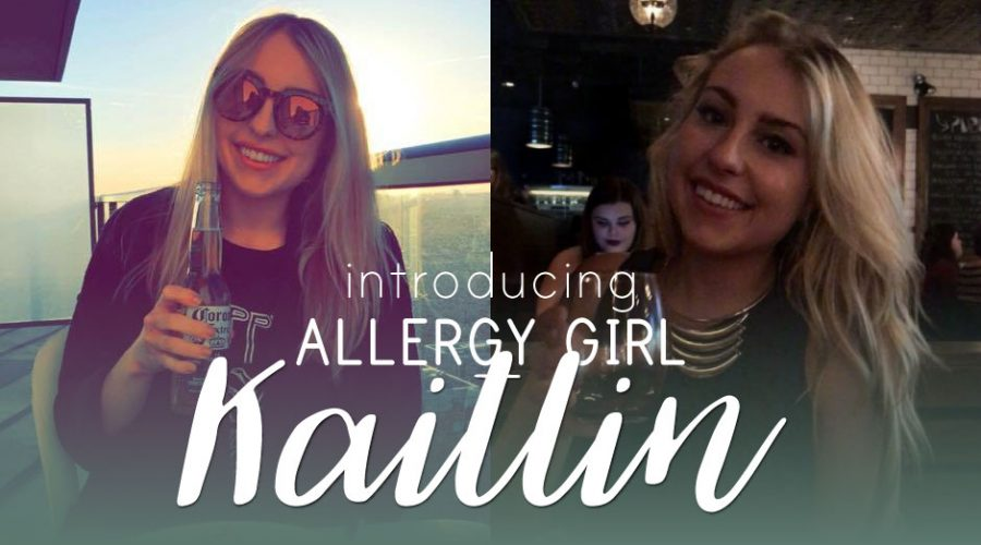 Meet Allergy Girl: Kaitlin!