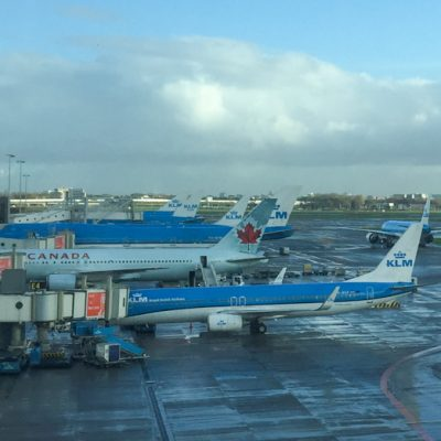 Flying KLM with a peanut allergy