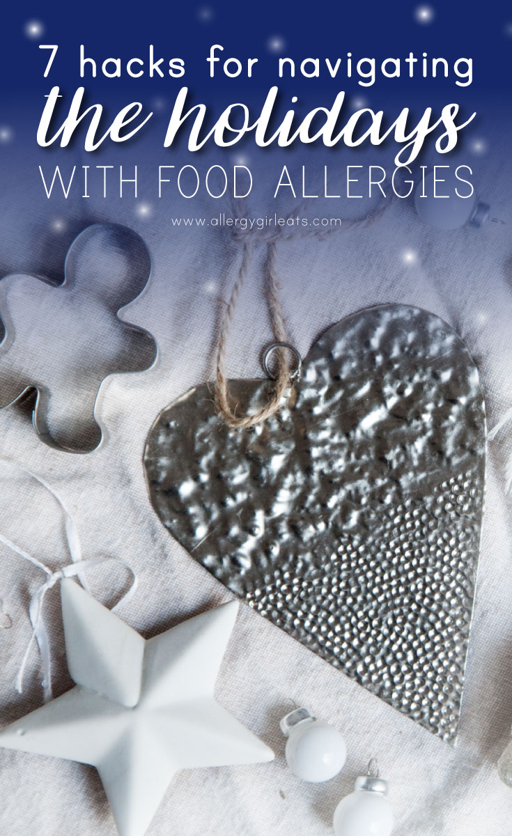 Navigating the holidays with food allergies - 7 tips to help you manage the holidays safely with food allergies