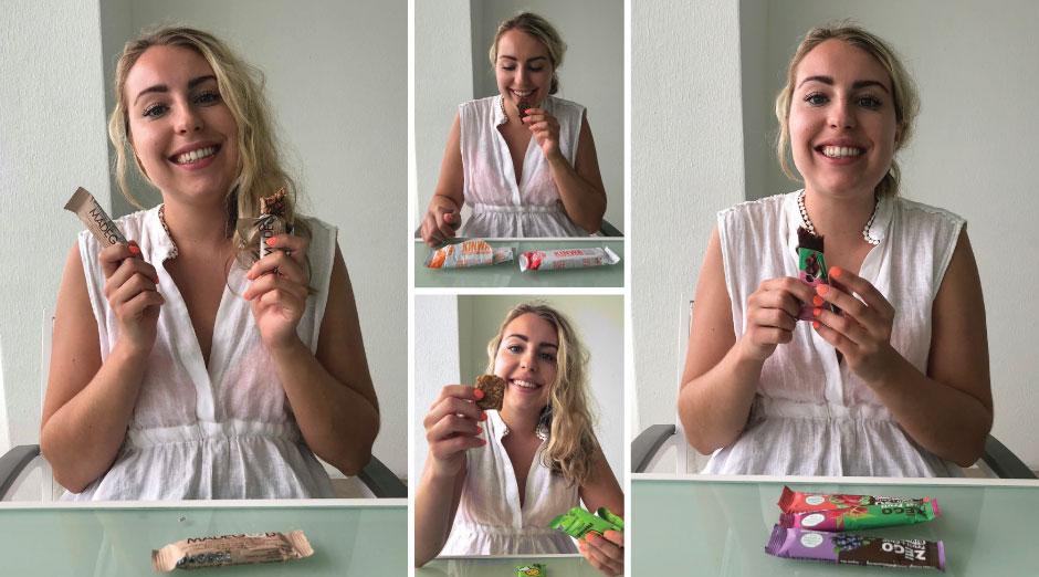 Allergy Friendly Snack Bars-