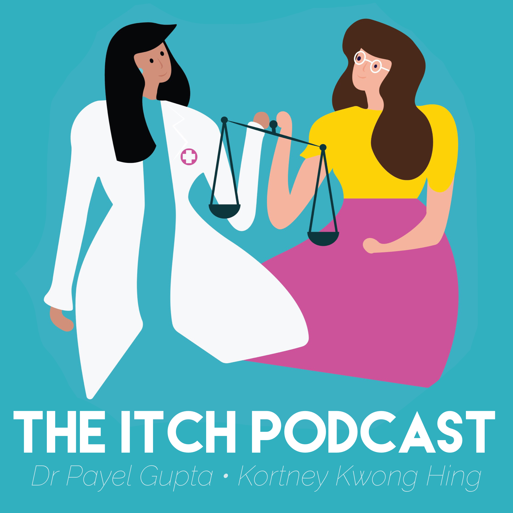 The Itch: A Podcast about Allergies, Asthma & Immunology